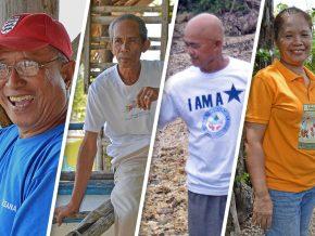 4 Visayan fishermen honored as Ocean Heroes