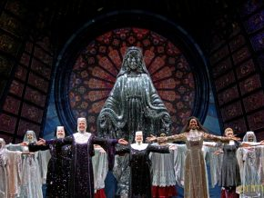 Review of Sister Act The Musical in Manila: Sequins and White Fur