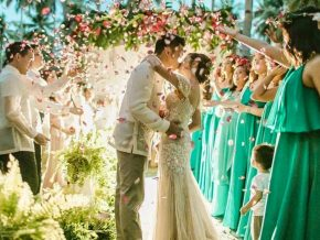 Make your dream beach wedding come true at Pearl Farm Beach Resort Davao
