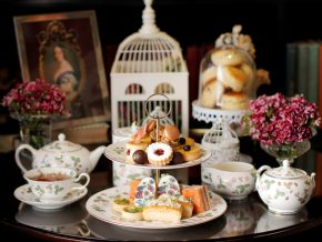 Raffles Makati launches its second series of the Royal Afternoon Tea featuring Queen Victoria