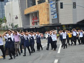 3rd Annual Metro Manila Shakedrill on July 14-17
