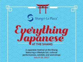 Everything Japanese this July at Shangri-La Plaza
