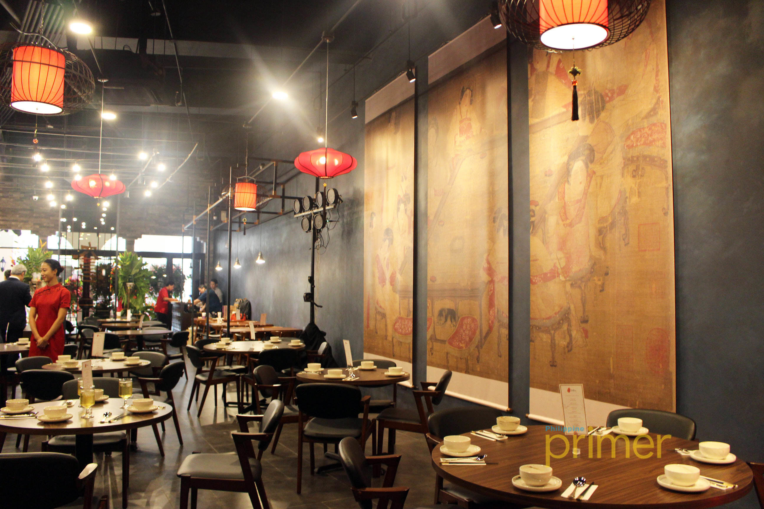 Datang Interiors Are Chic Modern While Staying True To Traditions