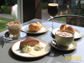 UCC Clockwork's decadent desserts will make your coffee break something to look forward to