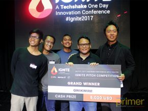 5 startups that showed up at IGNITE