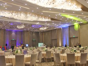 Marquis Events Place in BGC opens its doors to the public