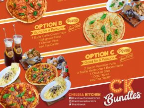 Chelsea Kitchen bundles: check these promos for your next food trip!