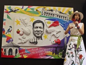 Ayumi Endo's Touch and See 3D Project Launch in Malacañang