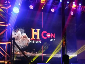 HISTORY Con 2017: The Event You Got to Be in Right Now