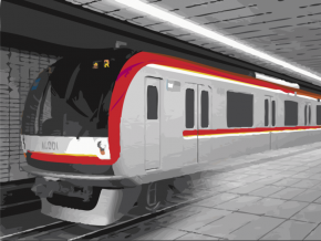 Proposed Mega Manila Subway to be built by 2024
