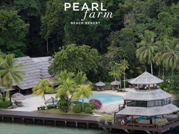 Pearl Farm Beach Resort Promo
