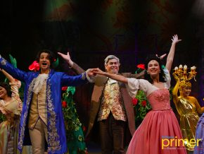 Beauty and the Beast (A Review): A Charming Musical by the Repertory Philippines
