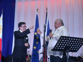 French envoy to PH bids the country adieux
