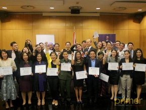 New British Ambassador sees off latest batch of Chevening scholars