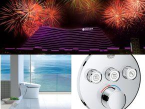 See Japan and Korea's Luxury bathrooms at Okada Manila