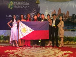 Filipino Debater hailed as Best Debater in Asia