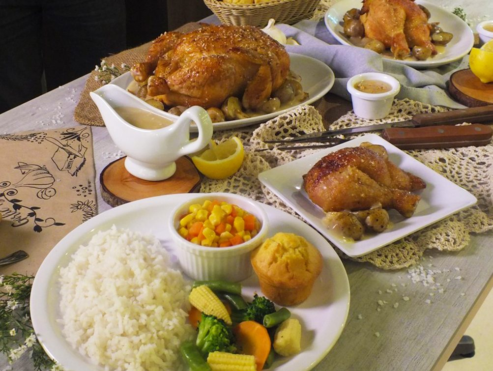 Kenny Rogers Roasters Launches The New Garlic Butter Roast Chicken Philippine Primer