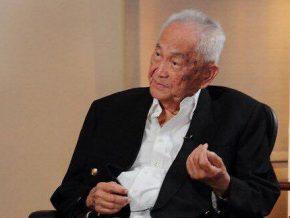 DMCI founder David M. Consunji dies at 95