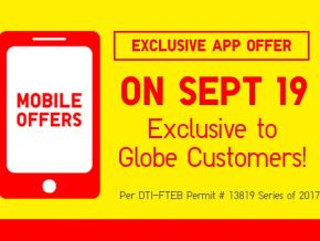UNIQLO App has gift for Globe users on Sept. 19