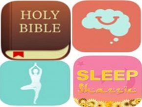 Smartphone Apps for Meditation