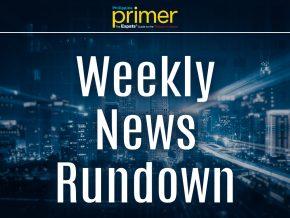News Rundown: October 30-November 3, 2017