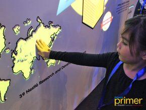 The Future City: An Interactive Digital Park in SM Aura