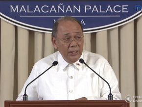 Palace: No classes, gov't work on Sept. 21