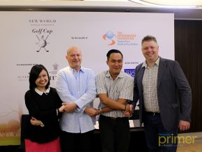 Tee off for charity: New World Hotels and Resorts Golf Cup 2017