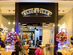 #GetSlicked in BGC: Slickville Barbers opens second branch in Uptown Mall