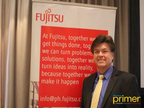 Fujitsu World Tour Asia Conference Manila 2017 with Mr. Craig Baty