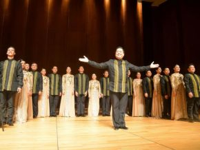 Philippine Madrigal Singers wow New York and New Jersey audiences