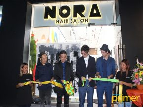 NORA Hair Salon Manila's Grand Opening