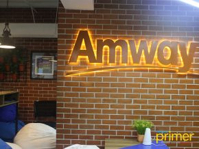 AMWAY opens 1st Experience Center in Makati