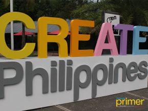 Create Philippines Makes Its Way to the Metro