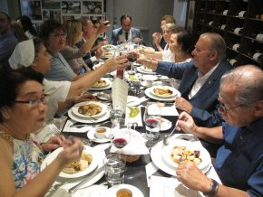 Cocido Madrileño: A Benefit Lunch for Action Against Hunger at Terry's Salcedo