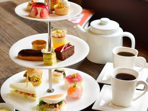 Enjoy a lovely Afternoon High Tea at Ikomai