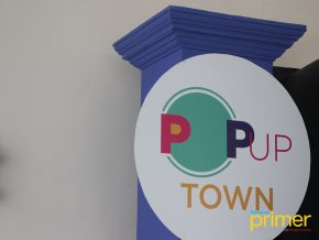 Ayala Land's Pop-up town