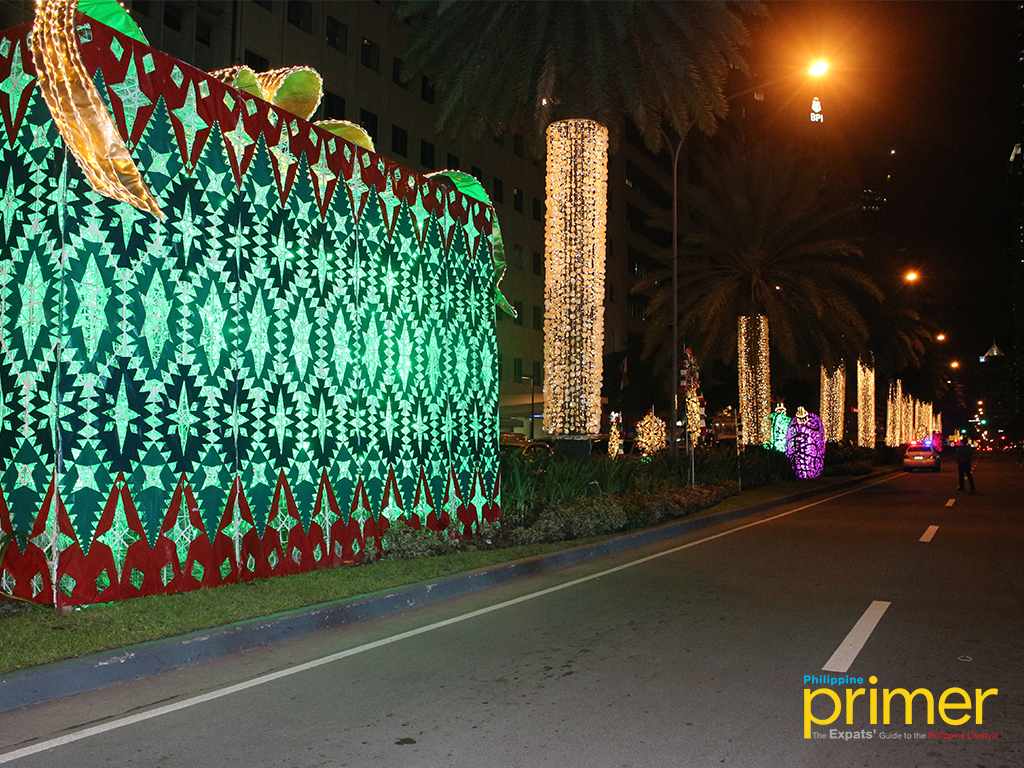Christmas Lights To See In Manila This Weekend Philippine Primer Dancingledchristmaslightcircuit Makati Citizens Theres No Need Travel Far As Ayala Land Has Brought Festive The City Last November 3 2017 Much Awaited Lighting Of