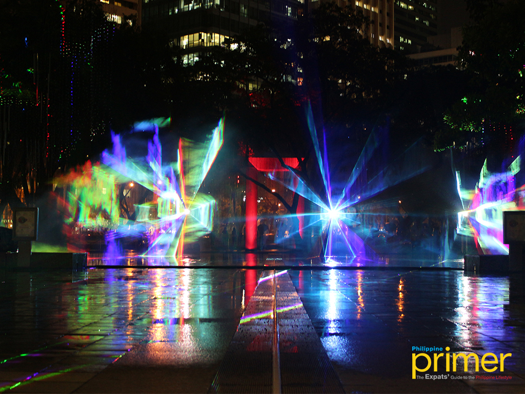 Festival Of Lights Illuminates Ayala Triangle Gardens For The Dancingledchristmaslightcircuit Last November 9 2017 In Makati Once Again Observed Its Highly Anticipated Event Through That Captivated