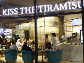 Korea's famous dessert shop, Kiss the Tiramisu opens its first PH branch