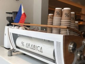 % Arabica Coffee from Japan Will Open Soon in the Philippines