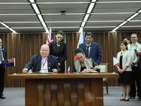 PH and New Zealand sign MOC on education deal