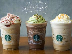 Available Now: Starbucks Holiday Drinks 2017