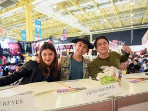 Shop with the Stars at the World Bazaar Festival 2017