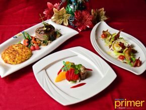 Festive Special Menu in the 3 Best Restaurants at Yakal