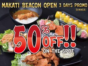 Kenshin at The Beacon Special Opening Promo