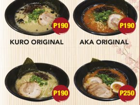 Ukokkei Japan: Where you can get authentic Japanese ramen for only Php 190