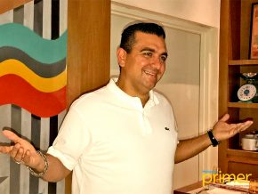 Cake Boss Buddy Valastro returns to Manila