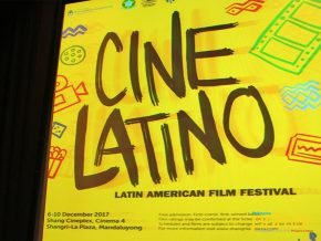 CINE LATINO – Latin American Film Festival at Shang Cineplex