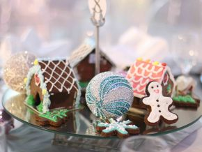 Candied Holiday Cheer at Century City Mall